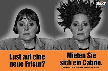 Sixt: Merkel