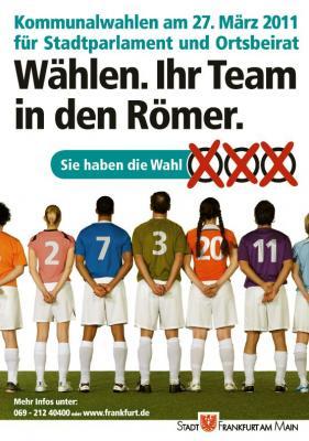 Team Römer im März 2011, FFM